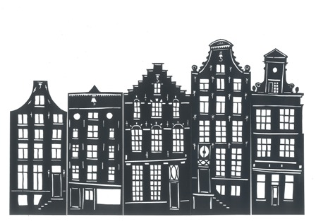 Herengracht 555, Prinsengracht 610, Herengracht 84 & 529 & Singel 412, Amsterdam