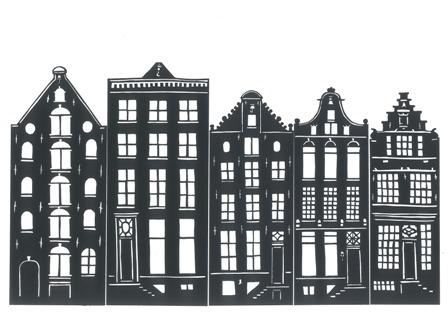 Keizersgracht 454, 686, 29 & 208 & Herengracht 77