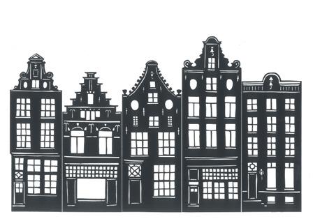 Singel 410, Keizersgracht 170, Singel 97, Herengracht 137 & Keizersgracht 274, Amsterdam